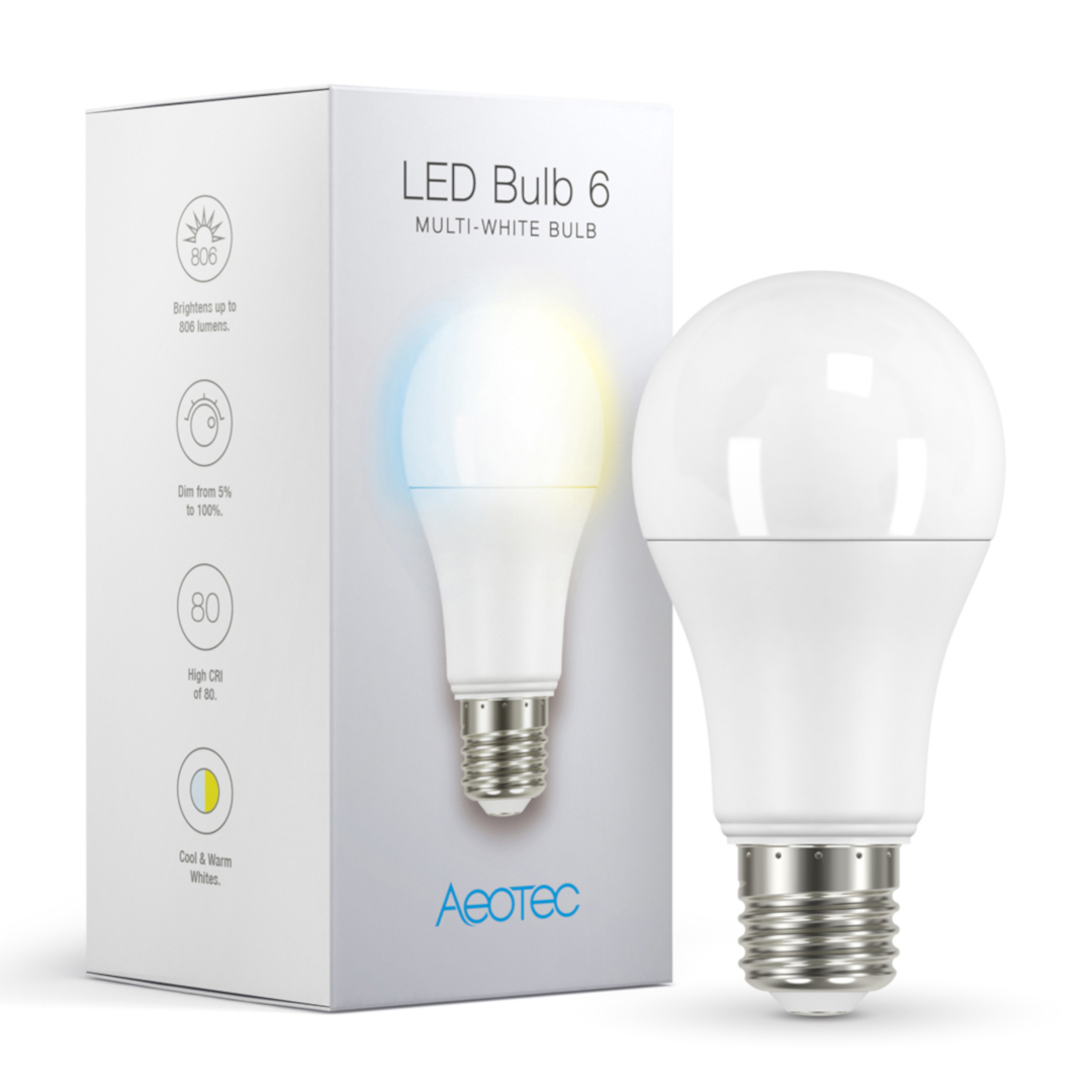 Aeotec led bulb