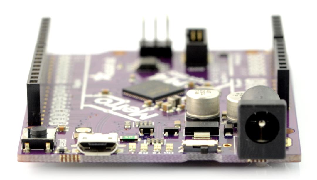 Adafruit Metro M4 - ATSAMD51 zgodny z Arduino