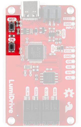 SparkFun LumiDrive - sterownik LED