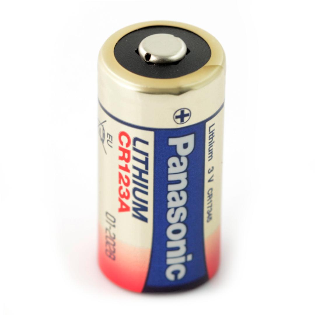 Bateria Panasonic CR123 3V