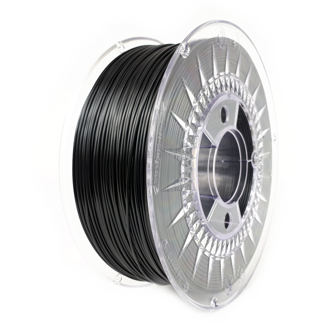 Filament Devil Design PET-G 1,75 mm 1 kg black