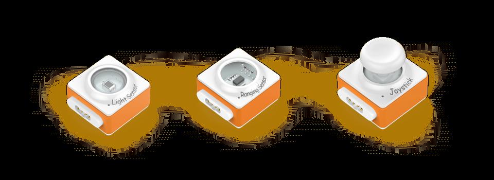 MakeBlock Neuron - pomarańczowy