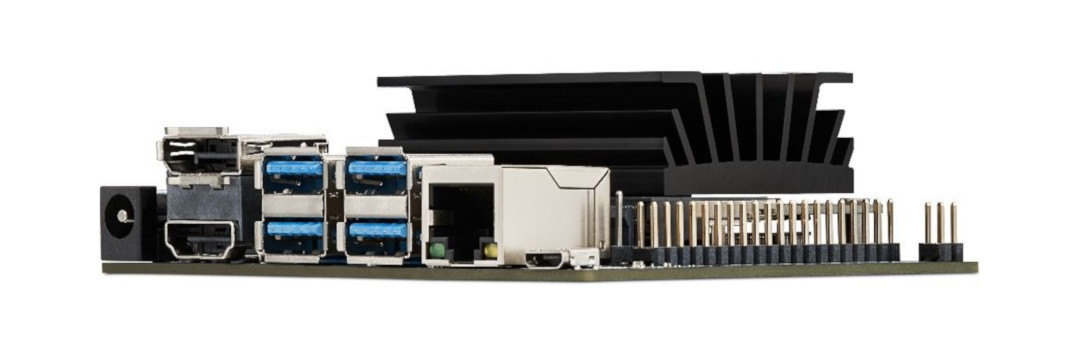 Nvidia Jetson Nano - Nvidia Maxwell, Cortex-A57 Quad-Core 1,43GHz + 4GB RAM