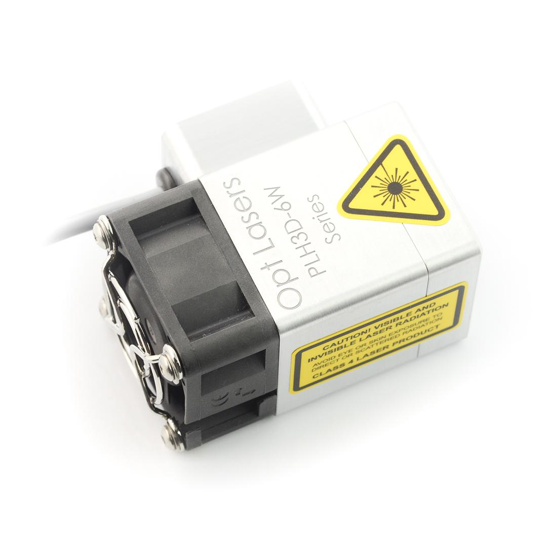 W Ultra Laser grawerujący 3D/CNC - PLH3D-6W-Hobby - - Sklep dla robotyków HF85