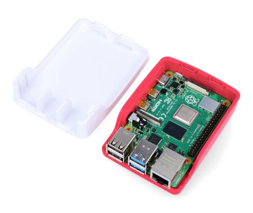Obudowa do Raspberry PI 4 B - oficjalna