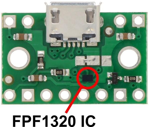 multiplekser FPF1320