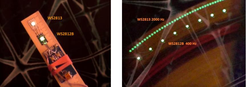 WS2812B i WS2813