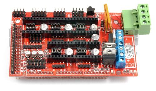Ramps 1.4 RepRap - sterownik drukarki 3D