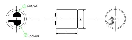 Mikrofon - schemat wyprowadzeń
